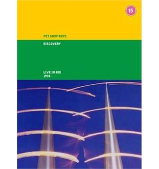 Pet Shop Boys Discovery: Live In Rio 1994 (2CD+DVD)