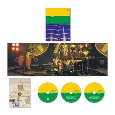 0190295162047 Parlophone  Pet Shop Boys Discovery: Live In Rio 1994 (2CD+DVD)
