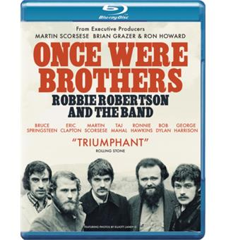The Band Once Were Brothers (Blu-Ray)