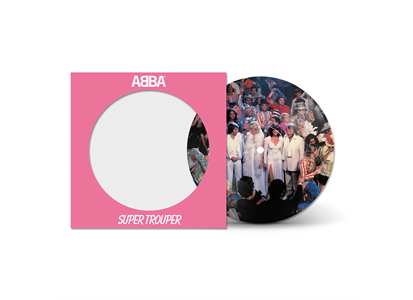 "0602508778599 Polar  ABBA Super Trouper - LTD (7"")"