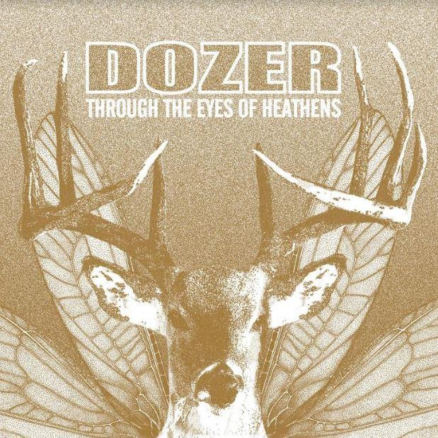 HPS148LTD Heavy Psych Sounds  Dozer Through The Eyes Of Heathens - LTD (LP)
