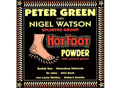 SMALP1130 Madfish  Peter Green Hot Foot Powder (LP)