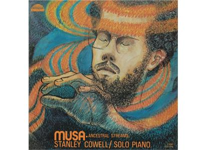 PPAN SES-19743 Pure Pleasure  Stanley Cowell Musa - Ancestral Streams (LP)