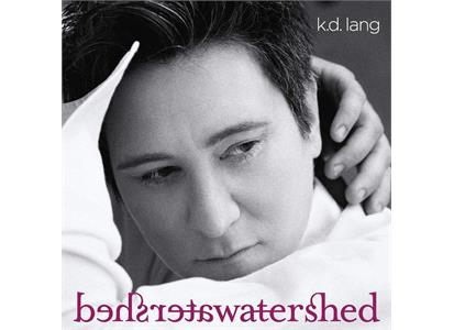 0075597919608 Nonesuch  k.d. Lang Watershed (LP)