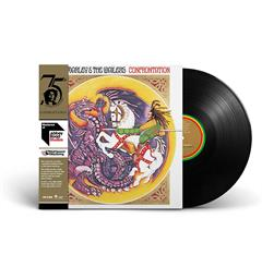 Bob Marley & The Wailers Confrontation - Half Speed Master (LP)