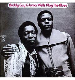 Buddy Guy & Junior Wells Play The Blues - LTD (LP)