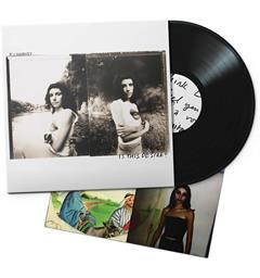 PJ Harvey Is This Desire? (LP)