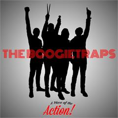 The Boogietraps A Piece of the Action (LP)