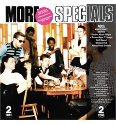"The Specials More Specials-Half Speed Master (2LP+7"")"