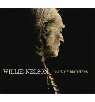 Willie Nelson Band Of Brothers - LTD (LP)