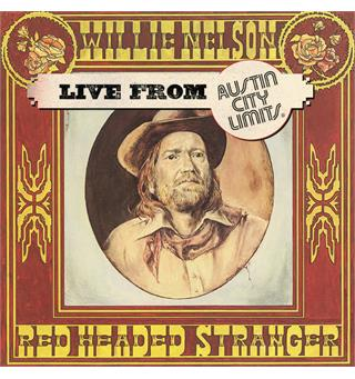 Willie Nelson Red Headed Stranger Live... - RSD (LP)