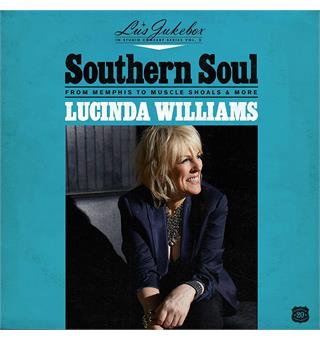 Lucinda Williams Southern Soul: From Memphis To… (LP)