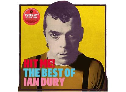 4050538633153 BMG Rights Management  Ian Dury Hit Me! The Best Of (2LP)