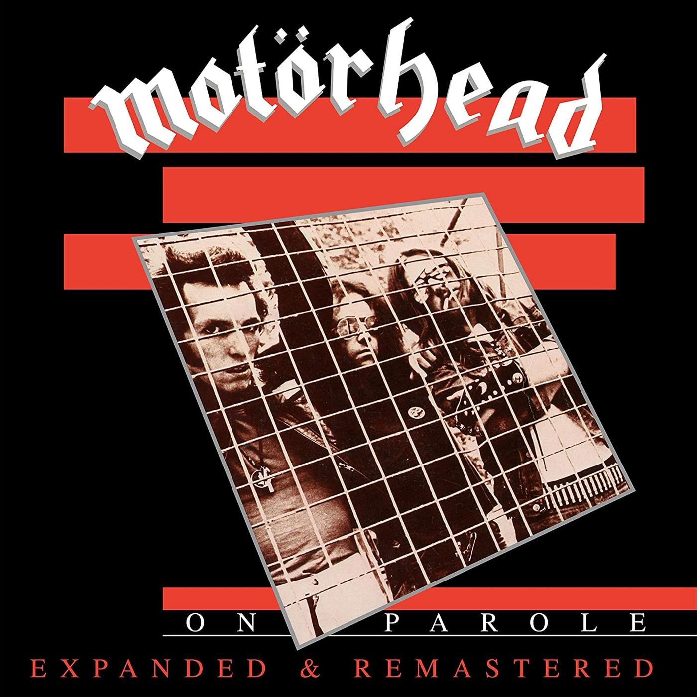 0190295264659 BMG Rights Management  Motörhead On Parole - Expanded & Remastered (CD)
