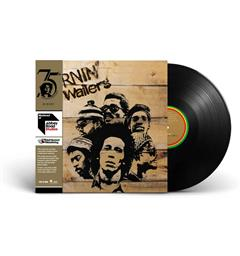 Bob Marley & The Wailers Burnin' - Half Speed Master (LP)