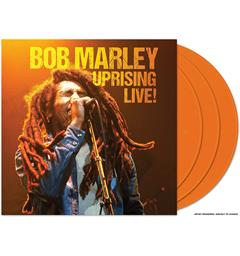Bob Marley & The Wailers Uprising Live! - LTD (3LP)