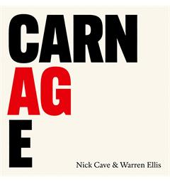 Nick Cave & Warren Ellis Carnage (LP)