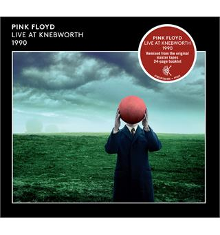 Pink Floyd Live At Knebworth 1990 (CD)