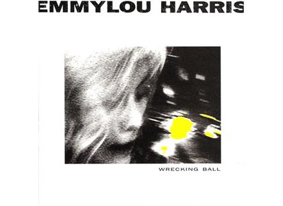 0075597920079 Nonesuch  Emmylou Harris Wrecking Ball (LP)