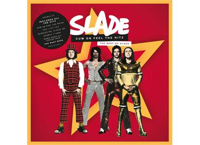 4050538608731 BMG Rights Management  Slade Cum On Feel The Hitz. The Best Of (2LP)