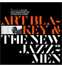 Art Blakey Live in Paris '65 - LTD (LP)