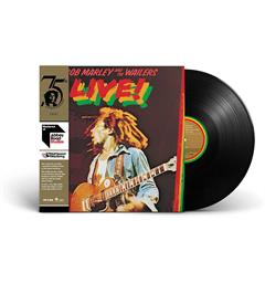 Bob Marley & The Wailers Live! - Half Speed Master (LP)