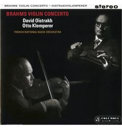 David Oistrakh/Otto Klemperer Brahms: Violin Concerto - LTD (LP)