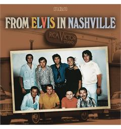Elvis Presley From Elvis In Nashville (2LP)