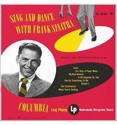 Frank Sinatra Sing And Dance With... - LTD (LP)