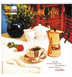 Peggy Lee Black Coffee - LTD (LP)