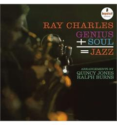Ray Charles Genius + Soul = Jazz - LTD (LP)