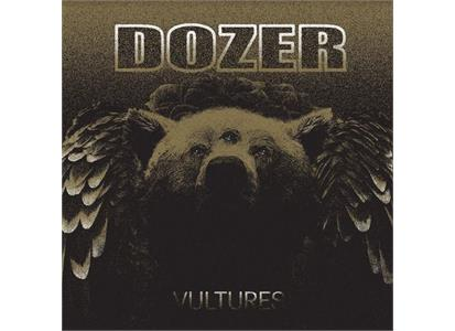 HPS147LTD Heavy Psych Sounds  Dozer Vultures - LTD (LP)