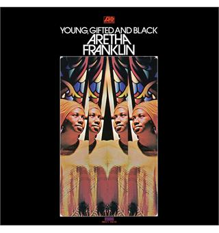 Aretha Franklin Young, Gifted And Black - LTD (LP)