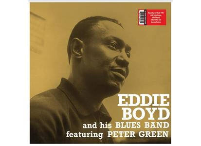 VL900755LP Vinyl Lovers  Eddie Boyd And His Blues Band Eddie Boys And His Blues Band… (LP)