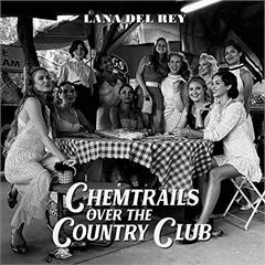 Lana Del Rey Chemtrails Over The Country Club (CD)