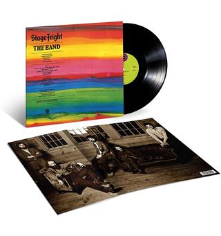 The Band Stage Fright - 50th Anniversary (LP)
