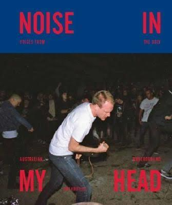 HZB001 Hozac Records  Jimi Kritzler Noise In My Head: Voices From The… (BOK)