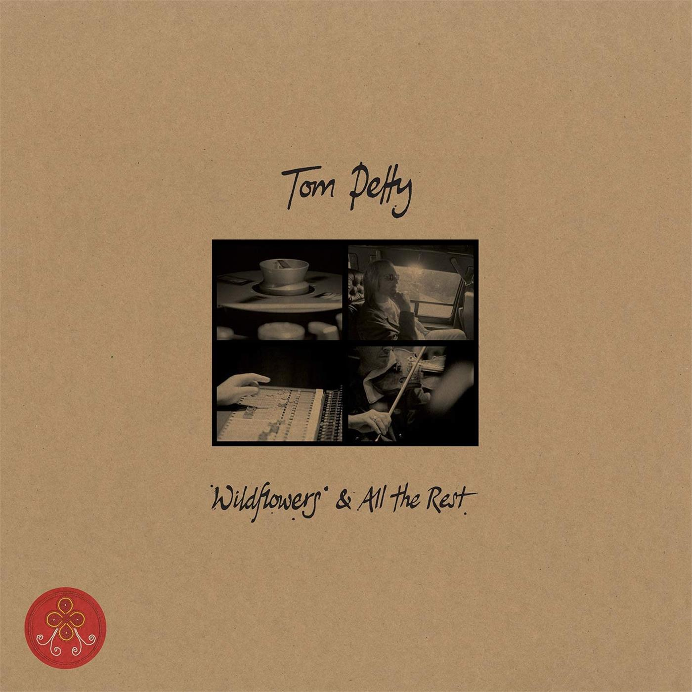 093624929291 Warner Records  Tom Petty Wildflowers & All The Rest (3LP)