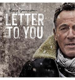 Bruce Springsteen Letter To You (2LP)
