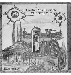 Creative Arts Ensemble One Step Out (LP)