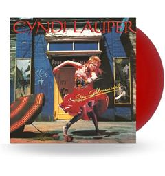 Cyndi Lauper She's So Unusual - LTD (LP)