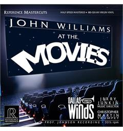 Dallas Winds/Jerry Junkin John Williams At The Movies - LTD (2LP)