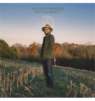 Hiss Golden Messenger Quietly Blowing It (CD)