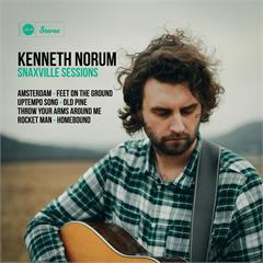 Kenneth Norum Snaxville Sessions (LP)