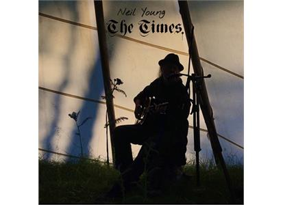 "0093624885788 Reprise  Neil Young The Times EP - LTD (12"")"