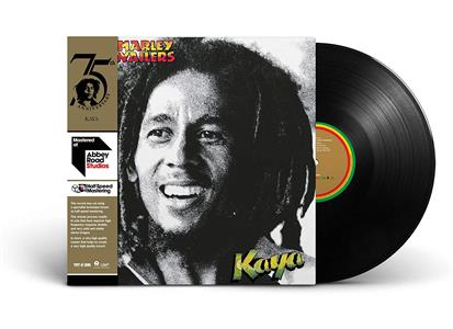 0602435082172 Island/USM  Bob Marley & The Wailers Kaya - Half Speed Master (LP)