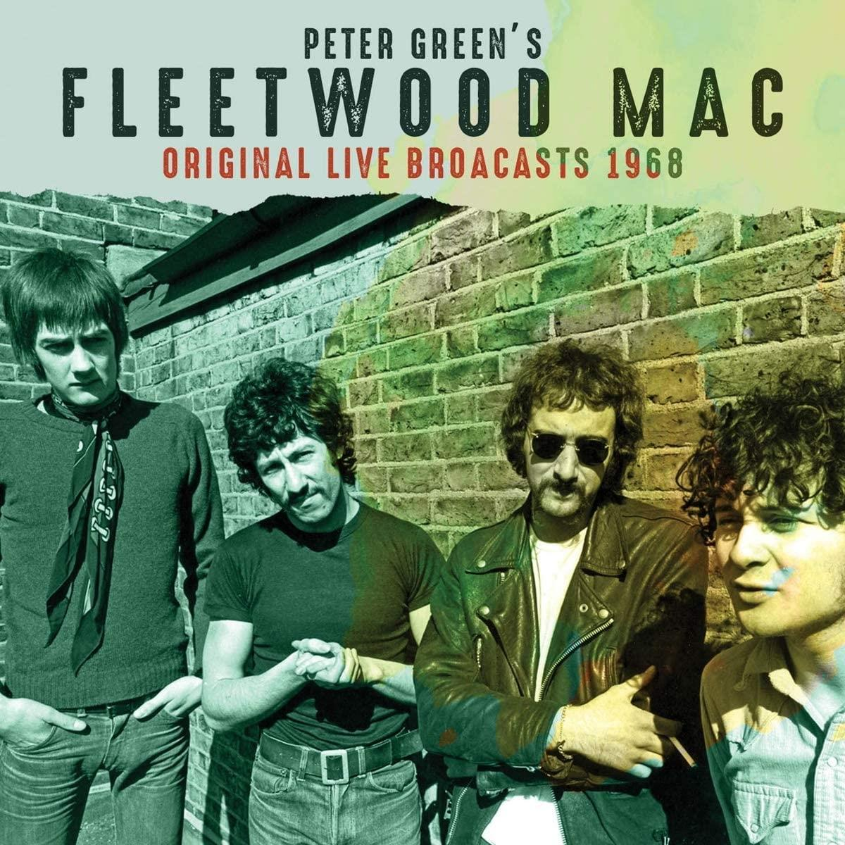 LCLPC5008 London Calling  Fleetwood Mac Original Live Broadcasts 1969 - LTD (LP)