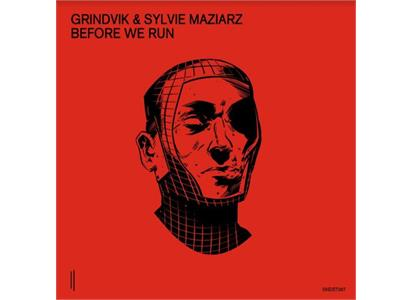 "SNDST08712 Second State Audio  Grindvik & Sylvie Maziarz Before We Run (12"")"