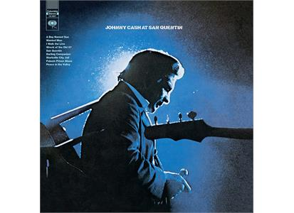 0194397640311 Columbia/Legacy  Johnny Cash At San Quentin (LP)