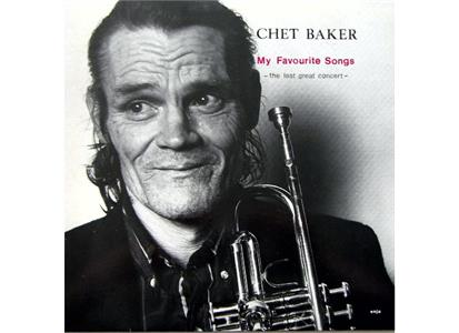 ENJ50971 Enja  Chet Baker My Favorite Songs - The Last... (LP)